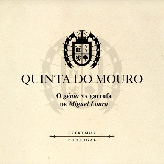 QuintadoMouro apresentação e tagline copywriting